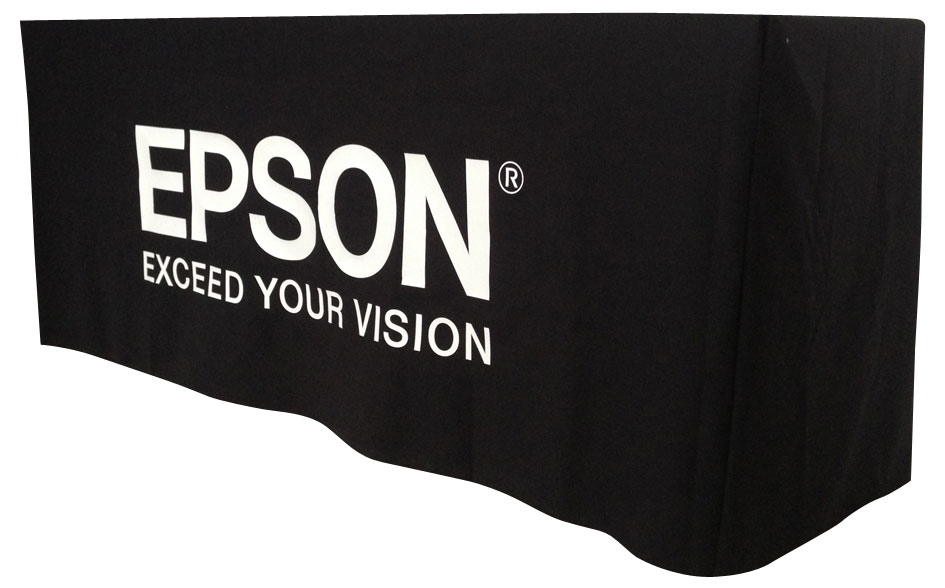 Printed Tablecloth Sizes Branded Tablecloths
