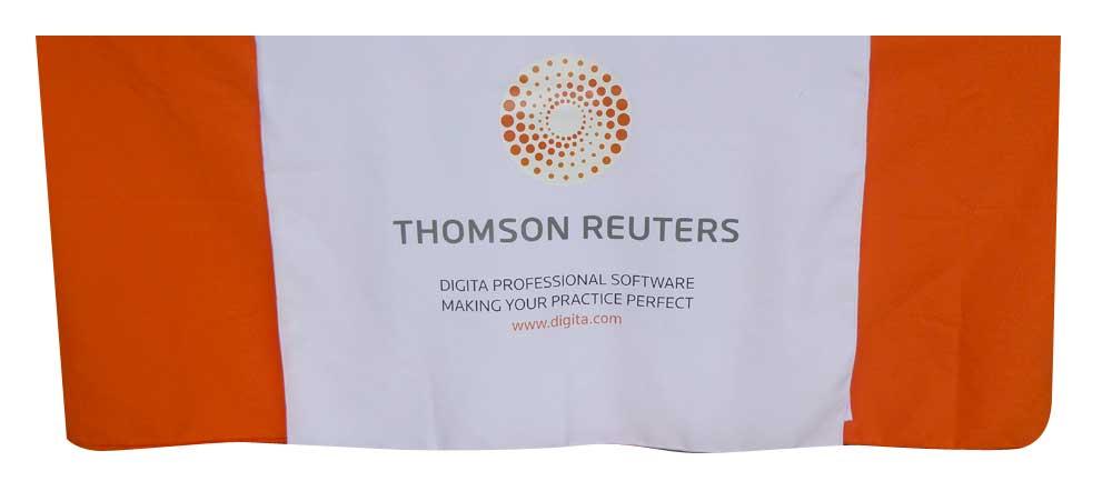 Custom Printed Tablecloths Branded Tablecloths