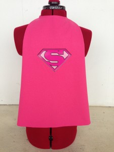 pink cape