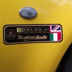 Custom Car Club Stickers