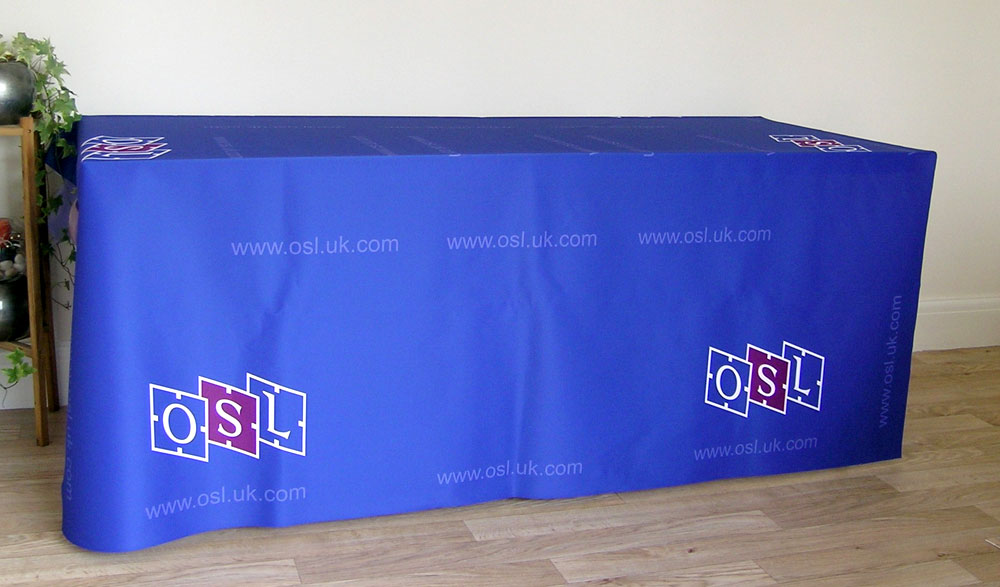 Flood Printed Tablecloths