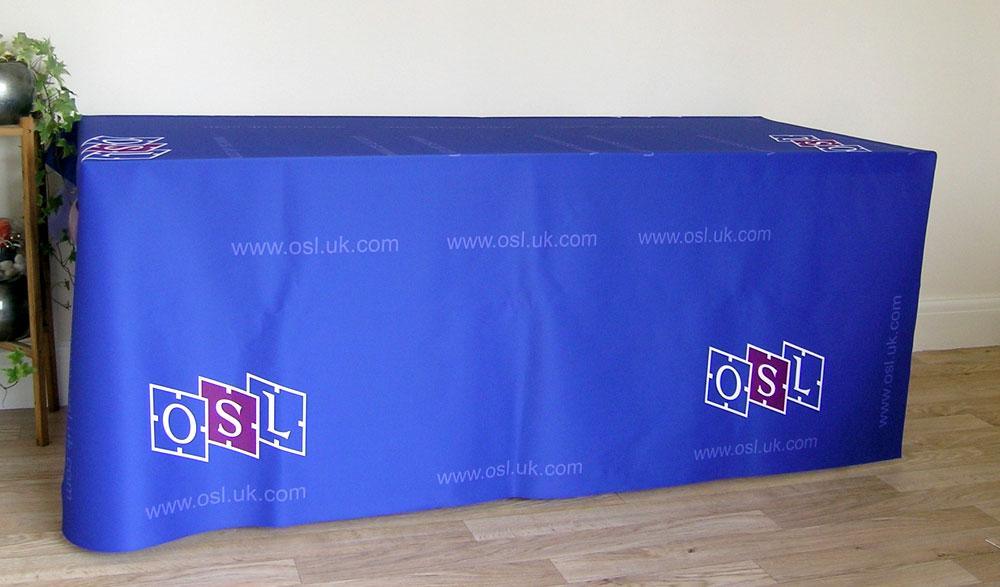 Flood Printed Tablecloths