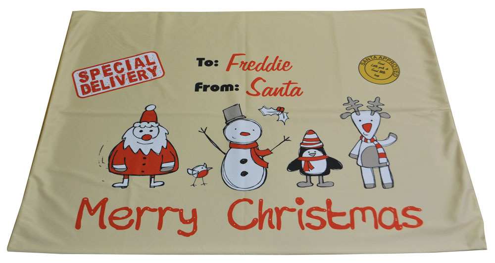 Giant Personalised Santa Sacks
