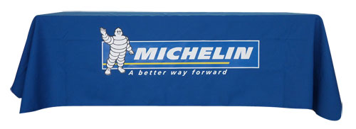 Michelin printed tablecloths
