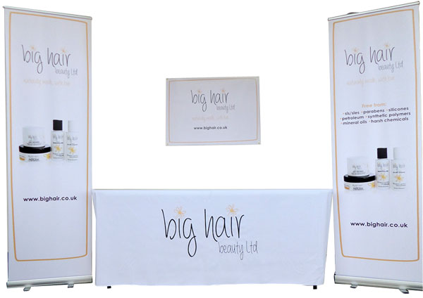 Exhibition Stand - Package Deal