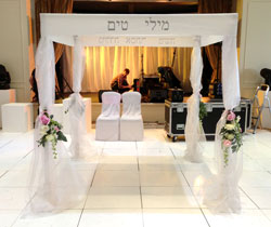 Printed Wedding Chuppah